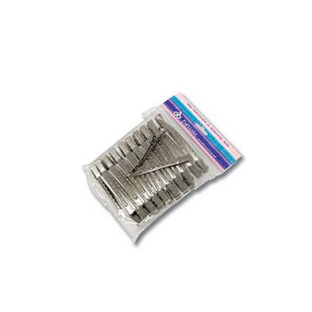 Dewal, Зажим для волос, металлический, 36 шт.