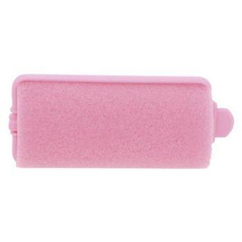 Dewal, Бигуди поролоновые, розовые, 28 мм