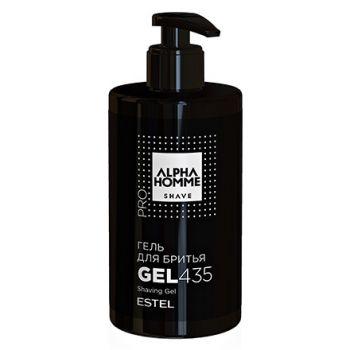 Estel, Гель для бритья Alpha Homme Pro, 435 мл