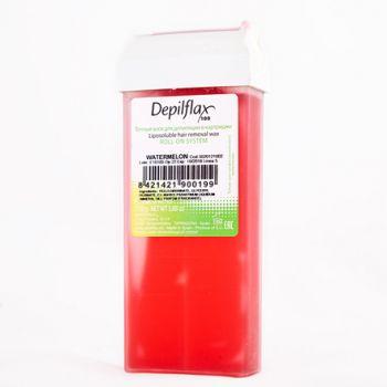 Depilflax, воск в картридже 110 г, арбузный